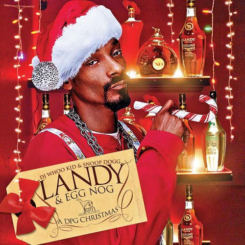 snoop dogg as santa