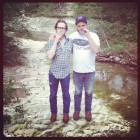 Water Liars are a duo based in Water Valley, MS