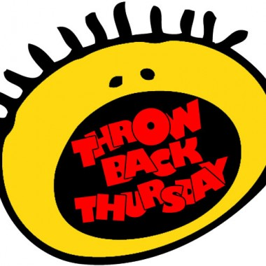 Throw Back Thursday - All That